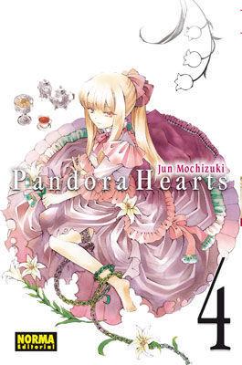 PANDORA HEARTS Nº 4
