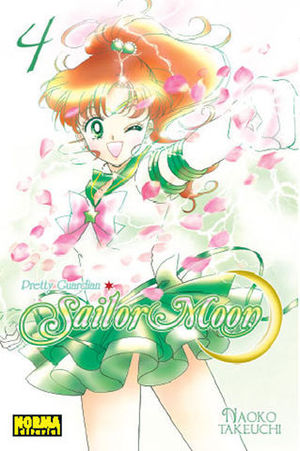 SAILOR MOON Nº 4