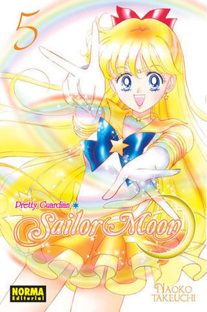 SAILOR MOON Nº 5