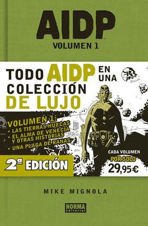 AIDP VOLUMEN 1