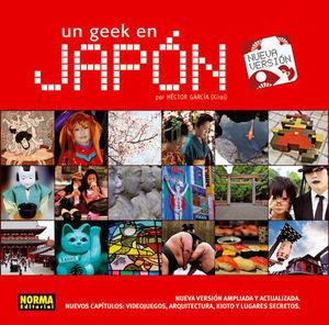 UN GEEK EN JAPON (AMPLIADO Y DIF.FORMATO)