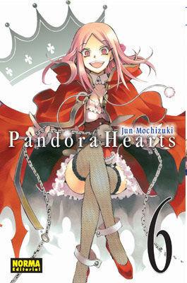 PANDORA HEARTS Nº 6