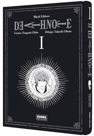 DEATH NOTE 1 BLACK EDITION