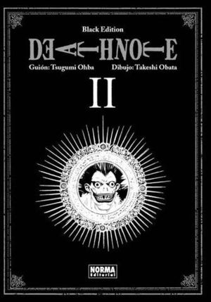 DEATH NOTE 2 BLACK EDITION