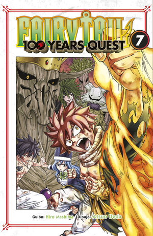FAIRY TAIL 100 YEARS QUEST 07