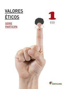 VALORES ETICOS 1º ESO SERIE PARTICIPA