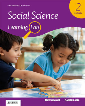 LEARNING LAB SOCIAL SCIENCE MADRID 2 PRIMARY