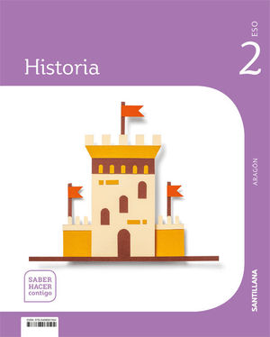 HISTORIA 2º ESO DESCUBRE SABER HACER CONTIGO ED. 2021