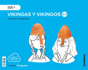 CUANTO SABEMOS ! NIVEL 1 VIKINGAS Y VIKINGOS 3.0