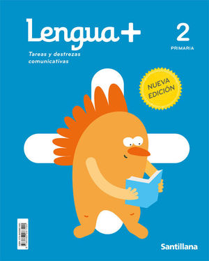 LENGUA 2º EP+  ED. 2021
