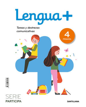 LENGUA+ 4º EP SERIE PARTICIPA ED. 2021