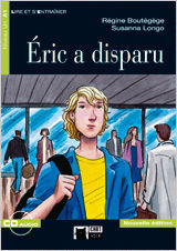 CHAT NOIR L&E 1 ERIC A DISPARU CD