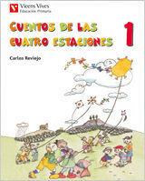 CUENTOS DE LAS CUATRO ESTACIONES 1º EP