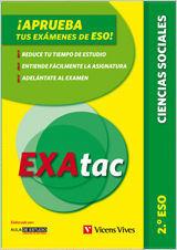 EXATAC CIENCIAS SOCIALES 2º ESO