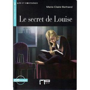 CHAT NOIR A2 LE SECRET DE LOUISE