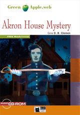 GREEN APPLE AKRON HOUSE MISTERY + CD