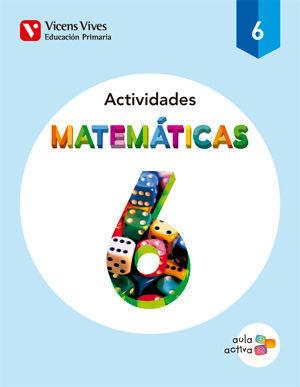 MATEMATICAS 6º EP ACTIVIDADES AULA ACTIVA