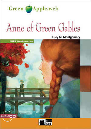 GREEN APPLE ANNE OF GREEN GABLES