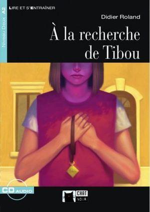 CHAT NOIR A LA RECHERCHE DE TIBOU NIVEAU DEUX