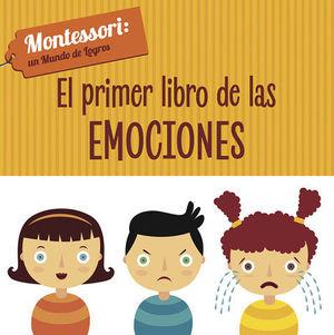 EL PRIMER LIBRO DE LAS EMOCIONES  ( VV KIDS )