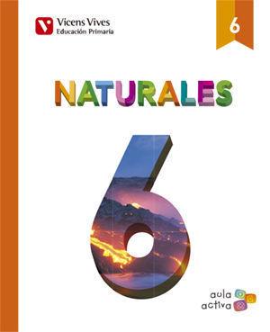 CIENCIAS NATURALES 6º EP AULA ACTIVA ED. 2016