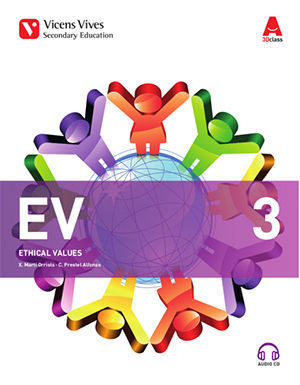 ETHICAL VALUES 3º ESO BOOK AND CD´S