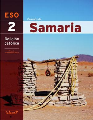 RELIGION 2º ESO CAMINO DE SAMARIA