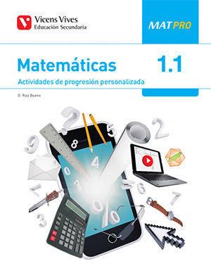MATEMATICAS PRO 1º ESO ACTIVIDADES AULA 3D