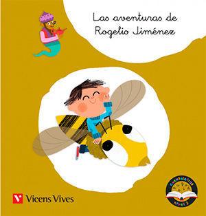 LAS AVENTURAS DE ROGELIO JIMENEZ ( CURSIVA )