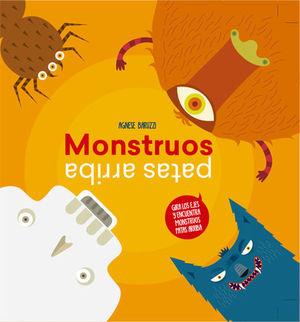 MONSTRUOS PATAS ARRIBA  ( VV KIDS )