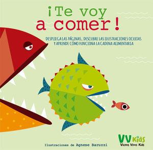 TE VOY A COMER ! ( VV KIDS )