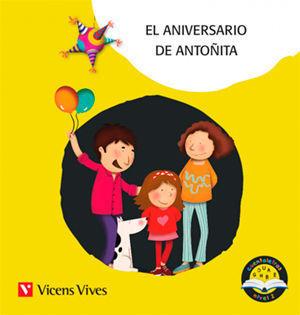 EL ANIVERSARIO DE ANTOÑITA ( MAYUSCULAS )