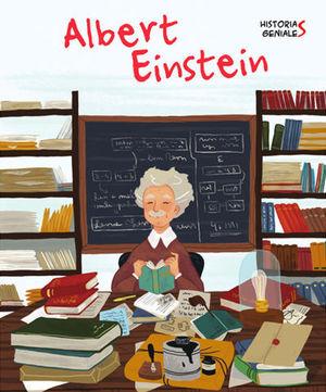 ALBERT EINSTEIN.  HISTORIAS GENIALES  ( VV KIDS )
