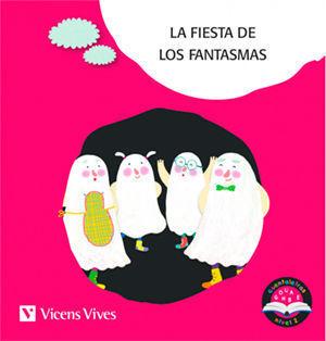 LA FIESTA DE LOS FANTASMAS ( MAYUSCULAS )