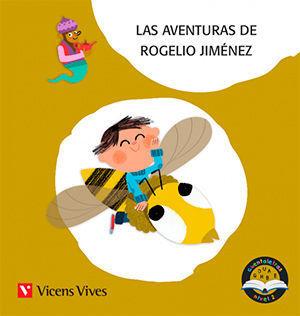 LAS AVENTURAS DE ROGELIO JIMENEZ ( MAYUSCULAS )