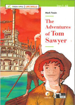 GREEN APPLE STEP 1 A2 THE ADVENTURES OF TOM SAWYER