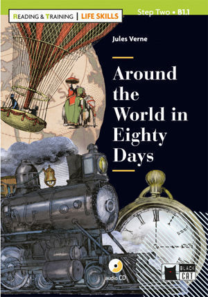 BLACK CAT R&T STEP AROUND THE WORLD IN EIGHTY DAYS