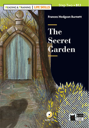THE SECRET GARDEN. B1.1. BLACK CAT