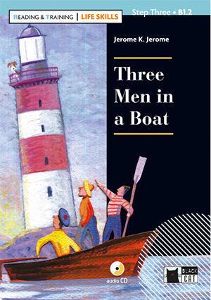 BLACK CAT R&T B1.2 THREE MEN IN A BOAT