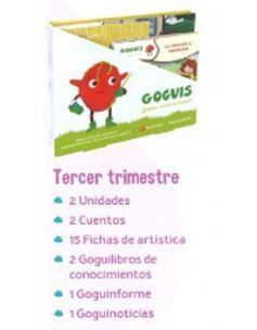 GOGUIS 3 AÑOS 3º TRIMESTRE ED- 2018