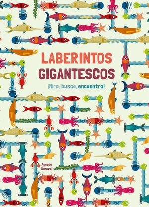 LABERINTOS GIGANTESCOS ( VV KIDS )