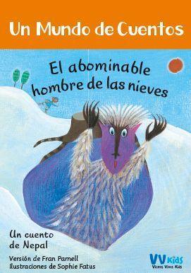 EL ABOMINABLE HOMBRE DE LAS NIEVES ( VV KIDS )