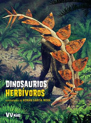 DINOSAURIOS HERBIVOROS  ( VV KIDS )