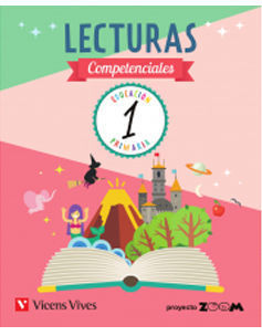 LECTURAS COMPETENCIALES 1º EP ED. 2018