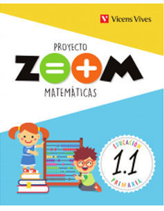 MATEMATICAS 1º EP PROYECTO ZOOM ED. 2018