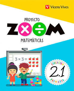 MATEMATICAS 2º EP PROYECTO ZOOM ED. 2018