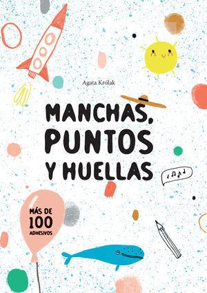 MANCHAS, PUNTOS Y HUELLAS  ( VV KIDS )