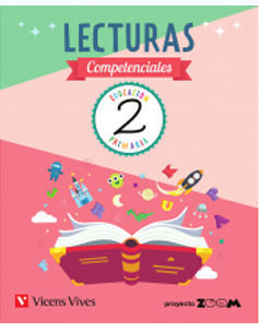 LECTURAS COMPETENCIALES 2º EP PROYECTO ZOOM ED. 2018