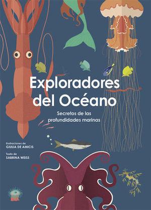 EXPLORADORES DEL OCEANO  ( VV KIDS )