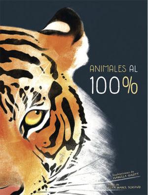 ANIMALES AL 100%   ( VV KIDS )